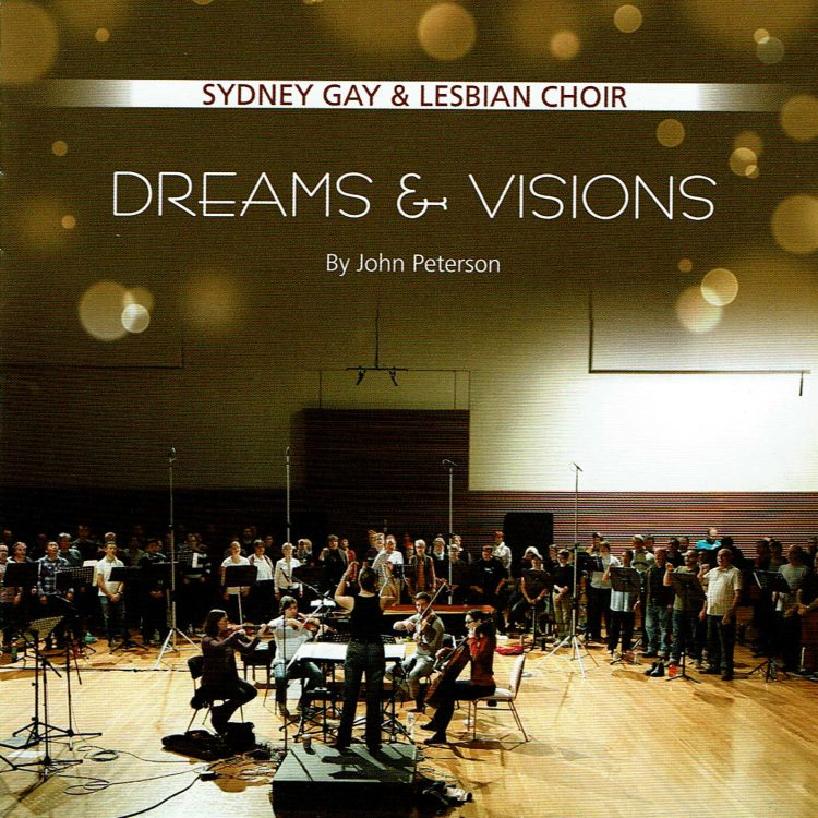 Dreams & Vision - Front Cover
