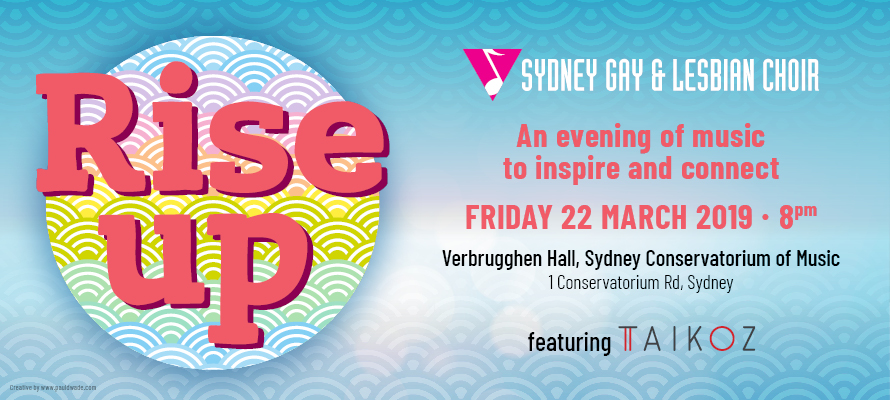 Rise Up | An Evening of Music to Inspire & Connect